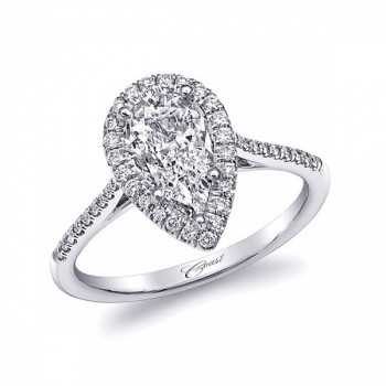 Coast Diamond Engagement Ring - LC5410-PRS