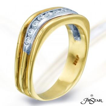 JB Star/Jewels By Star Men's Band
