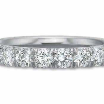 Precision Set Diamond Band 606619