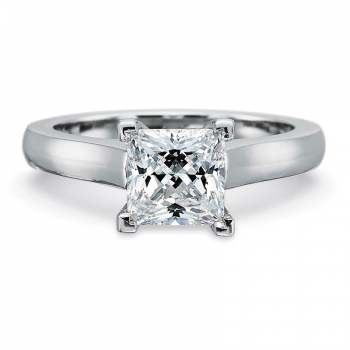 Precision Set Solitaire Ring 790818W