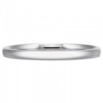 Precision Set PrecisionFit™ 2MM Dome Wedding Band