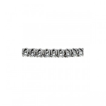Sasha Primak U-Prong Round Diamond Bracelet