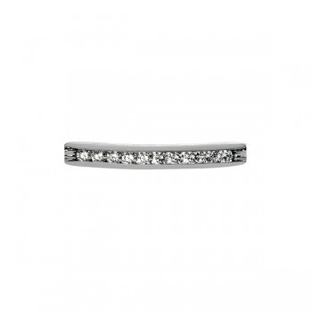 Sasha Primak Men's Channel-Set Round Diamond Bracelet