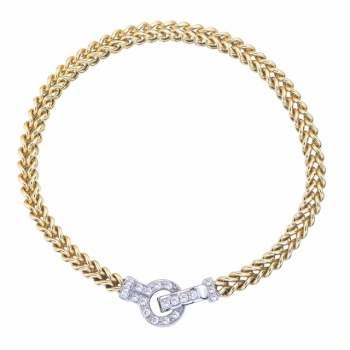 .35 Carat Diamond Bracelet