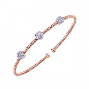 DA Gold Diamond Bracelet B8183/P