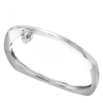 Claude Thibaudeau Platinum or 18Kt White or 14Kt White Bracelet