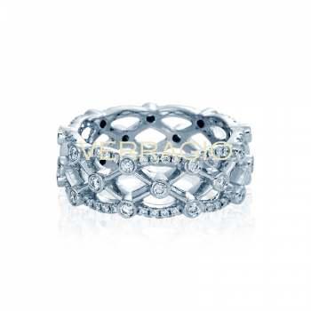 Verragio Eterna Collection Diamond Eternity Band WED-4026R-GOLD