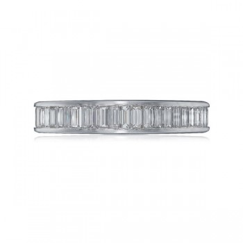 Christopher Designs Baguette Cut Band