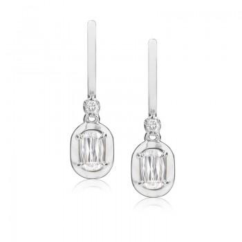 Christopher Designs Diamond Earrings L198ERD-065
