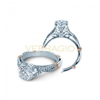 Verragio Parisian Collection Engagement Ring DL-105-GL