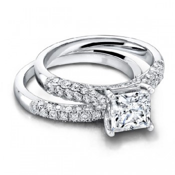 Jeff Cooper Tatiana Princess Engagement Ring