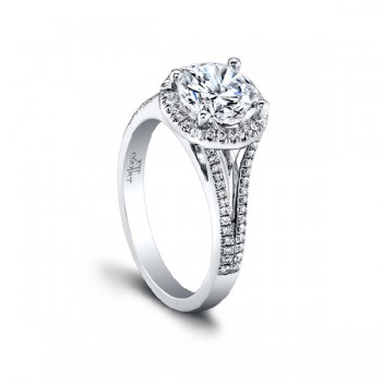 Jeff Cooper Tempest Engagement Ring