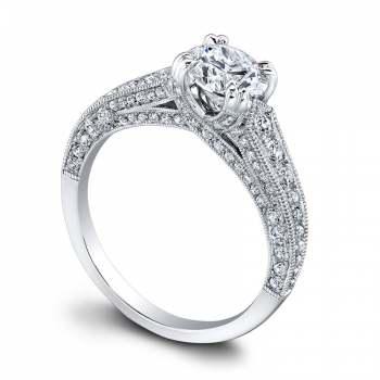 Jeff Cooper Semi-Mount Ring 1637-CU6.5