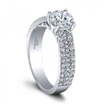 Jeff Cooper Anika Engagement Ring