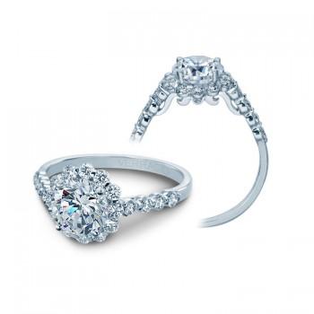 Verragio Engagement Ring with Diamond Halo