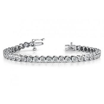 3.5 Carat Diamond Bracelet