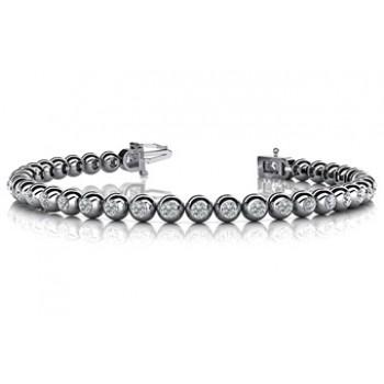 2.52 Carat Diamond Bracelet