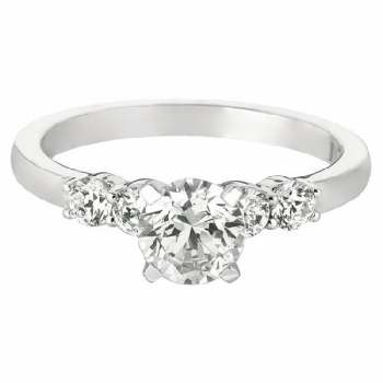 Martin Flyer Our Destiny Our Dreams Engagement Ring DERSP1Q-.40-F-6.0RD