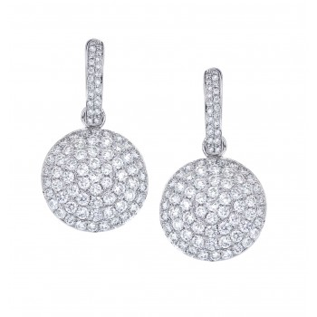 Fashion 2.25 Diamond Earrings