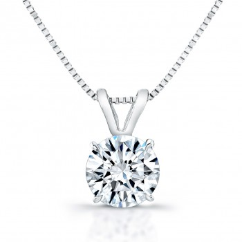 Diamond Pendant - J/SI2/1.22