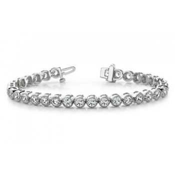 3 Carat Diamond Bracelet
