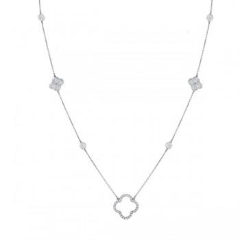 2.61 Carat Diamond Necklace
