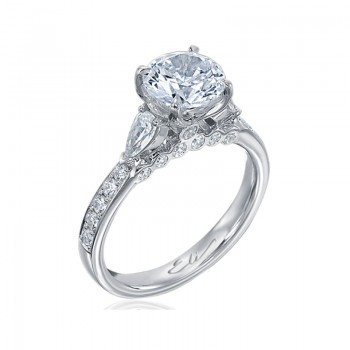 Eli Jewels Semi-Mount Ring SR01784TA1R2065