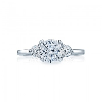 Tacori Simply Tacori Collection Round Cut Ring 2571RD7