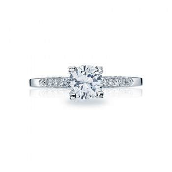 Tacori Simply Tacori Collection Solitaire Ring 2586RD6