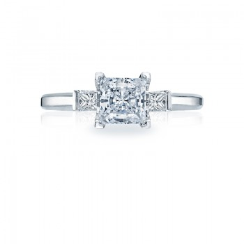 Tacori Simply Tacori Collection Classic Three Stone Ring 2605PR55