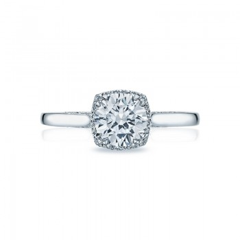 Tacori Dantela Collection High Polished Ring 2620RDSM
