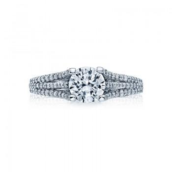 Tacori Simply Tacori Collection Triple Split-Band Diamond Ring 2634RD65