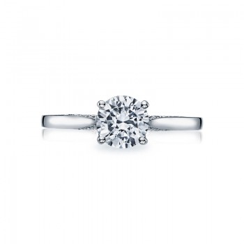 Tacori Dantela Collection Solitaire Ring 2638RD65