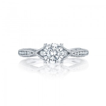 Tacori Classic Crescent Collection Classic Crescent Ring 2645RD612