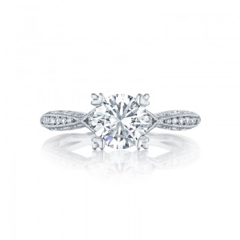 Tacori Classic Crescent Collection Classic Crescent Ring 2645RD712