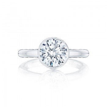 Tacori Starlit Collection Classic Engagement Ring 300-25RD8