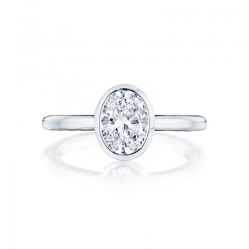 Tacori Starlit Collection Crown Engagement Ring 300-2OV8X6