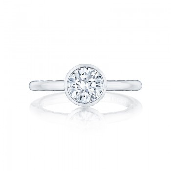 Tacori Starlit Collection Classic Round Cut Ring 300-2RD65