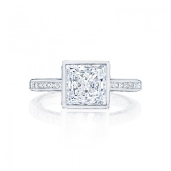 Tacori Starlit Collection Princess Cut Ring 301-25PR75