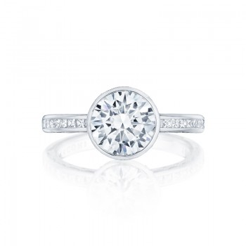 Tacori Starlit Collection Engagement Ring 301-25RD8