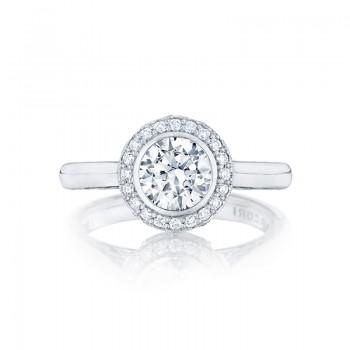 Tacori Starlit Collection Princess Starlit Ring 304-25RD65