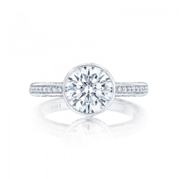 Tacori Starlit Collection Round Cut Ring 305-25RD8