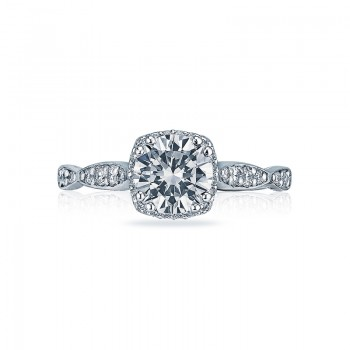 Tacori Dantela Collection Ribbon Style Ring 39-2CU65