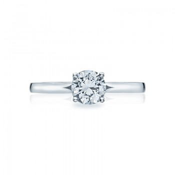 Tacori Sculpted Crescent Collection Solitaire Ring 50RD6