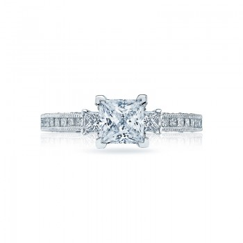 Tacori Classic Crescent Collection Solitaire Ring HT2430SM12X