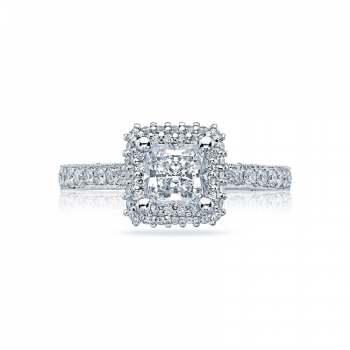 Tacori Blooming Beauties Collection Heirloom Ring HT2522PR55