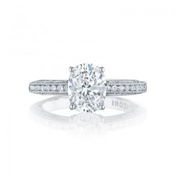 Tacori Classic Crescent Collection Ladies' Ring HT2553OV9X7
