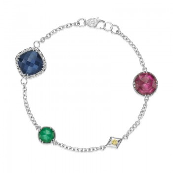 Tacori City Lights Deco Shapes Bracelet