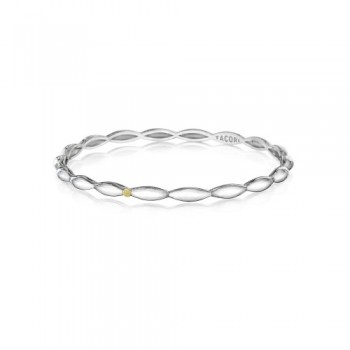 Tacori Crescent Eternity Bracelet featuring Diamonds