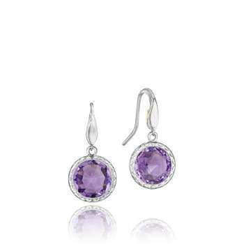Tacori Lilac Blossoms Simply Gem Drop Earring